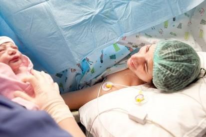 Hastanede Normal Doğum Aşamaları