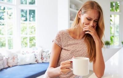 Woman's Sense Of Taste Affected By Pregnancy