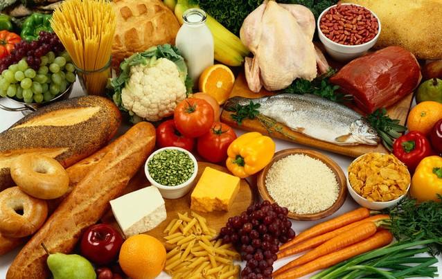 Liste Olarak Besinlerin Ortalama Kalsiyum İçerikleri